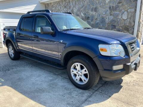 2007 Ford Explorer Sport Trac for sale at Jack Hedrick Auto Sales Inc in Madison NC
