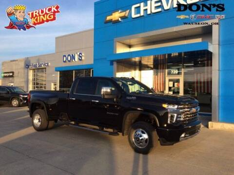 2021 Chevrolet Silverado 3500HD for sale at DON'S CHEVY, BUICK-GMC & CADILLAC in Wauseon OH