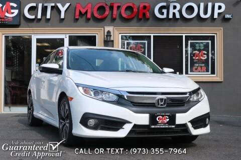 2017 Honda Civic for sale at City Motor Group, Inc. in Wanaque NJ