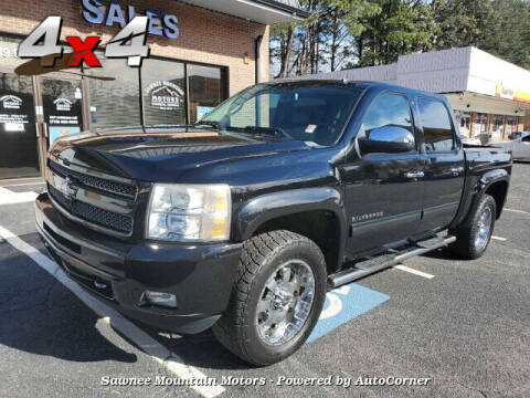 2011 Chevrolet Silverado 1500 for sale at Michael D Stout in Cumming GA