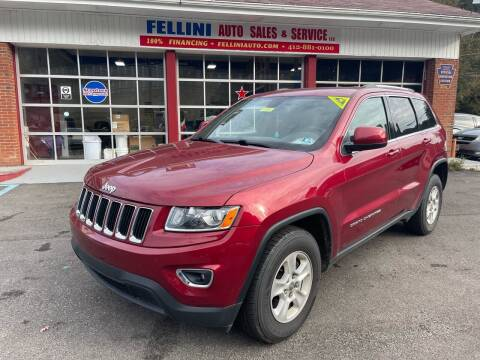 2014 Jeep Grand Cherokee for sale at Fellini Auto Sales & Service LLC in Pittsburgh PA