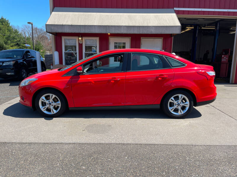 2014 Ford Focus for sale at JWP Auto Sales,LLC in Maple Shade NJ