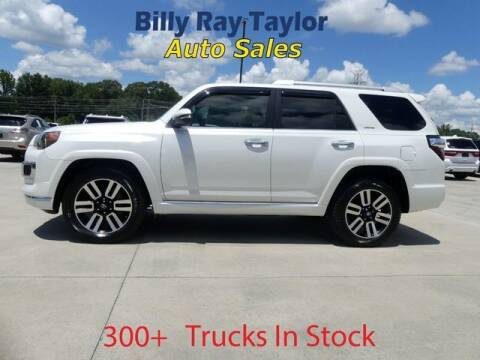 2014 Toyota 4Runner for sale at Billy Ray Taylor Auto Sales in Cullman AL