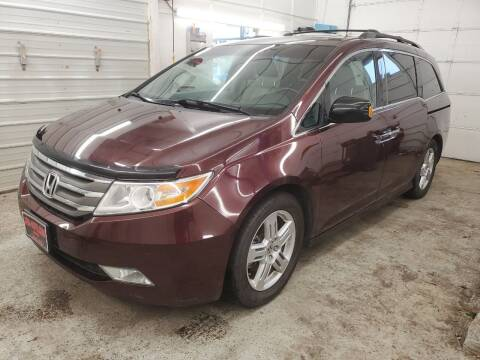 2011 Honda Odyssey for sale at Jem Auto Sales in Anoka MN