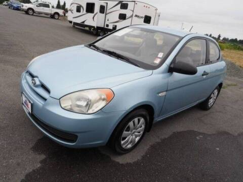 2008 Hyundai Accent for sale at Karmart in Burlington WA