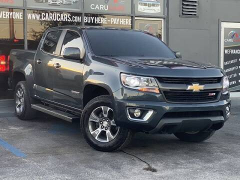 2019 Chevrolet Colorado for sale at CARUCARS LLC in Miami FL