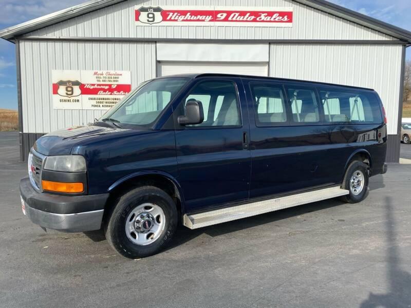 2007 GMC Savana Passenger for sale at Highway 9 Auto Sales - Visit us at usnine.com in Ponca NE