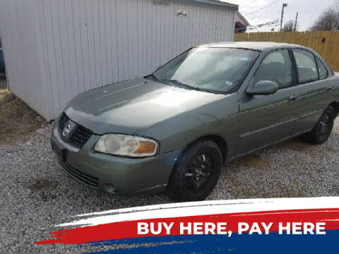 2005 Nissan Sentra for sale at Marti Motors Inc in Madison IL