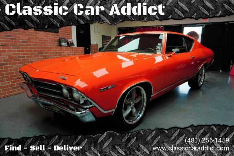 1969 Chevrolet Chevelle for sale at Classic Car Addict in Mesa AZ