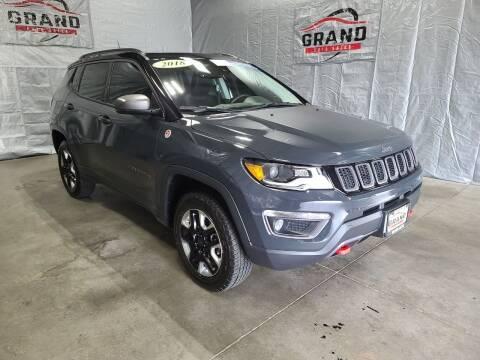 2018 Jeep Compass for sale at GRAND AUTO SALES in Grand Island NE