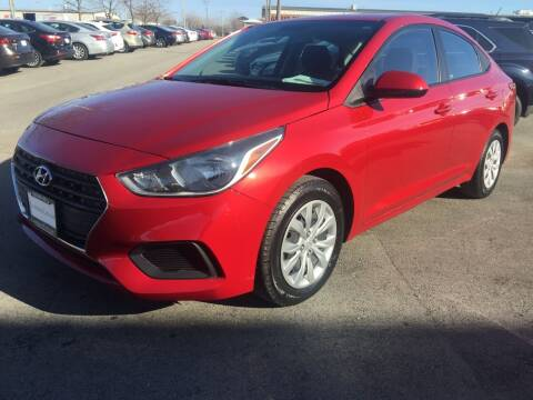 2018 Hyundai Accent for sale at CousineauCars.com in Appleton WI