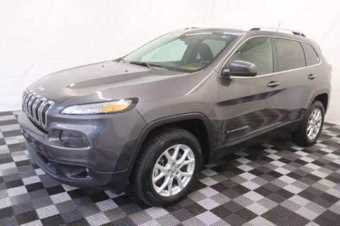 2014 Jeep Cherokee for sale at AH Ride & Pride Auto Group in Akron OH