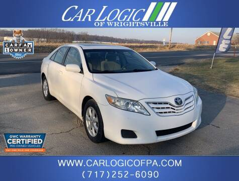 2011 Toyota Camry for sale at Car Logic in Wrightsville PA