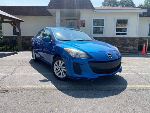 2012 Mazda MAZDA3 for sale at Hola Auto Sales Doraville in Doraville GA