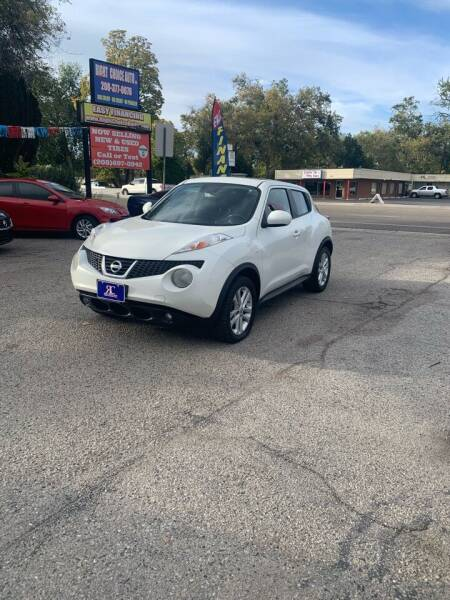 2013 Nissan JUKE for sale at Right Choice Auto in Boise ID