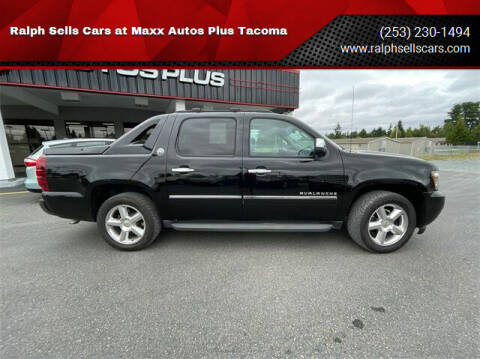 2013 Chevrolet Avalanche for sale at Ralph Sells Cars at Maxx Autos Plus Tacoma in Tacoma WA