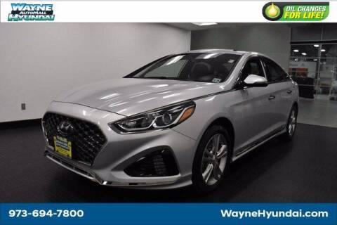2018 Hyundai Sonata for sale at Wayne Hyundai in Wayne NJ
