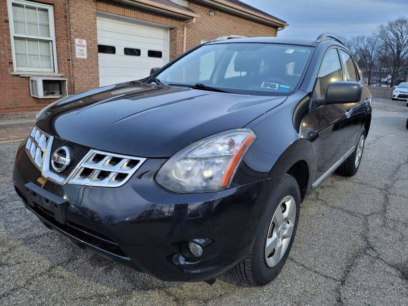 2014 Nissan Rogue Select for sale at Kingz Auto Sales in Avenel NJ
