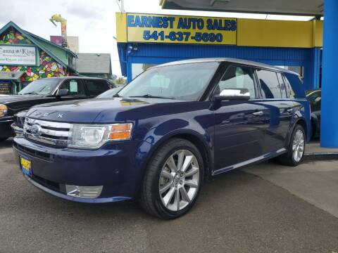 2011 Ford Flex for sale at Earnest Auto Sales in Roseburg OR