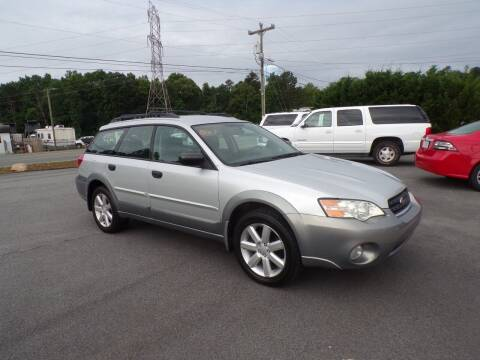 2006 Subaru Outback for sale at Cambria Cars in Mooresville NC