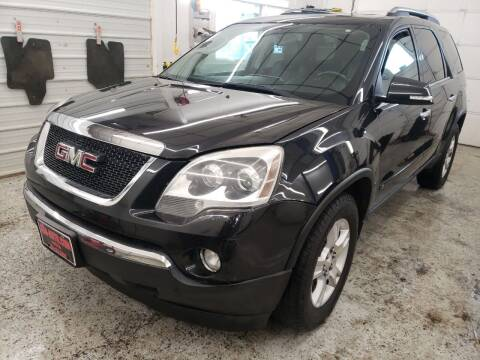 2009 GMC Acadia for sale at Jem Auto Sales in Anoka MN