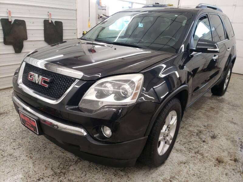 2009 GMC Acadia for sale at Jem Auto Sales in Anoka MN