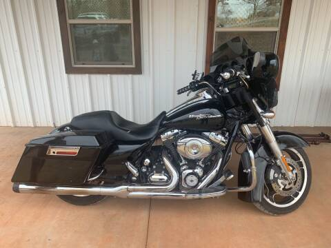 2013 Harley Davidson Street Glide for sale at Truck Source in Perry OK