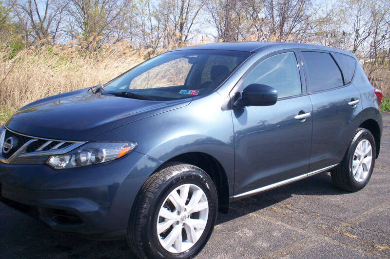 2012 Nissan Murano for sale at Action Auto Wholesale - 30521 Euclid Ave. in Willowick OH