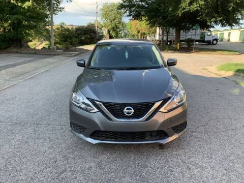 2019 Nissan Sentra for sale at Horizon Auto Sales in Raleigh NC