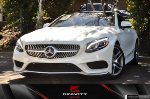 2016 Mercedes-Benz S-Class for sale at Gravity Autos Atlanta in Atlanta GA
