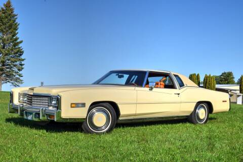 1978 Cadillac Eldorado for sale at Hooked On Classics in Watertown MN