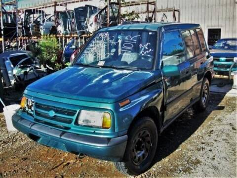 1998 Suzuki Sidekick for sale at East Coast Auto Source Inc. in Bedford VA