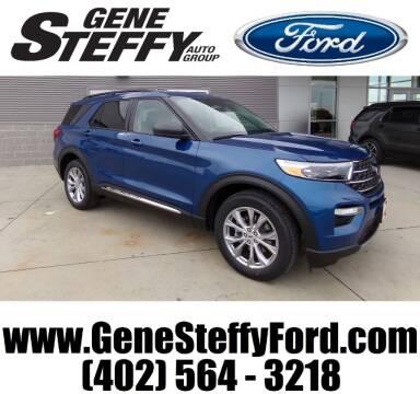 2021 Ford Explorer for sale at Gene Steffy Ford in Columbus NE