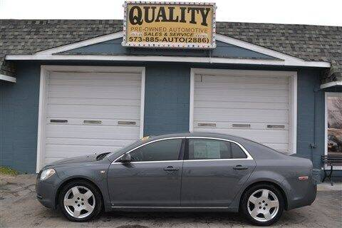 2008 Chevrolet Malibu for sale at Quality Pre-Owned Automotive in Cuba MO