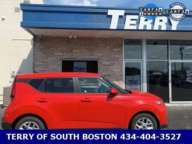 2020 Kia Soul for sale at Terry of South Boston in South Boston VA