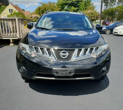 2009 Nissan Murano for sale at Life Auto Sales in Tacoma WA