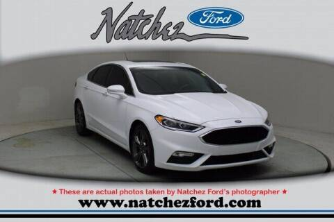 2017 Ford Fusion for sale at Auto Group South - Natchez Ford Lincoln in Natchez MS
