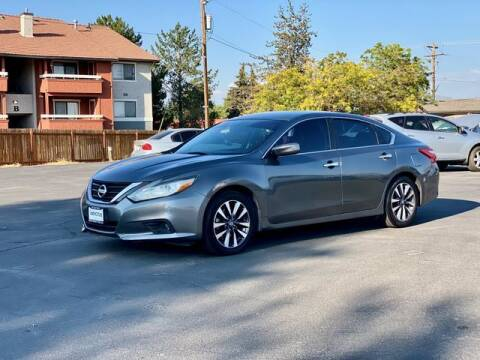 2016 Nissan Altima for sale at INVICTUS MOTOR COMPANY in West Valley City UT