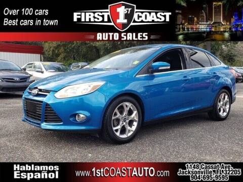 2012 Ford Focus for sale at 1st Coast Auto -Cassat Avenue in Jacksonville FL