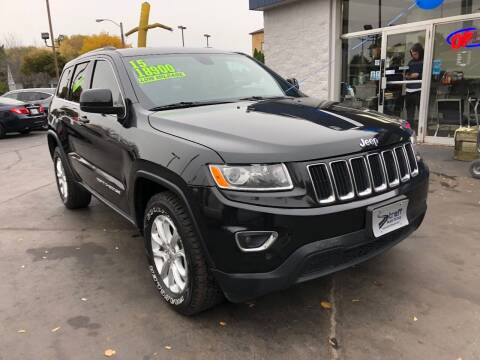 2015 Jeep Grand Cherokee for sale at Streff Auto Group in Milwaukee WI