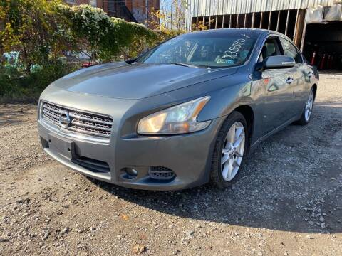 2009 Nissan Maxima for sale at Philadelphia Public Auto Auction in Philadelphia PA