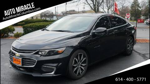 2016 Chevrolet Malibu for sale at Auto Miracle in Columbus OH