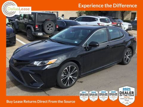 2019 Toyota Camry for sale at Dallas Auto Finance in Dallas TX