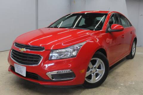 2015 Chevrolet Cruze for sale at Flash Auto Sales in Garland TX