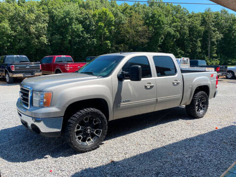2009 GMC Sierra 1500 for sale at Tennessee Valley Wholesale Autos LLC in Huntsville AL