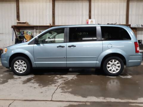 2008 Chrysler Town and Country for sale at Alpha Auto in Toronto SD