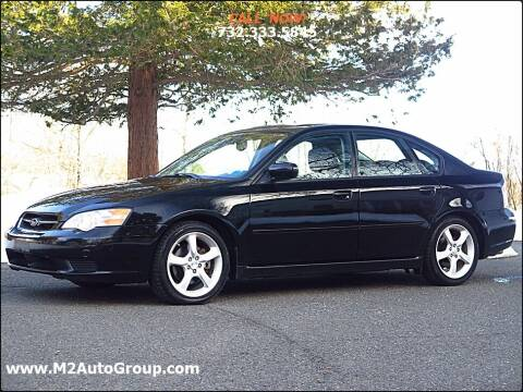 2006 Subaru Legacy for sale at M2 Auto Group Llc. EAST BRUNSWICK in East Brunswick NJ