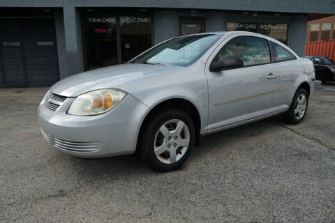2007 Chevrolet Cobalt for sale at PA Motorcars in Conshohocken PA