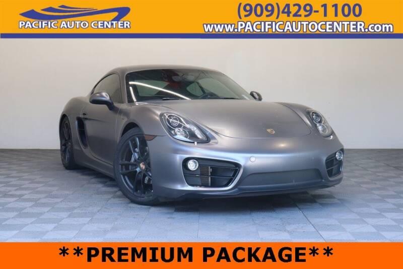 2014 Porsche Cayman for sale in Costa Mesa, CA