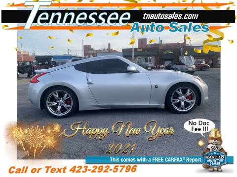 2010 Nissan 370Z for sale at Tennessee Auto Sales in Elizabethton TN
